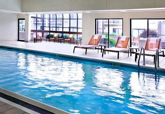 Coraopolis, Pennsylvanie : Indoor Pool