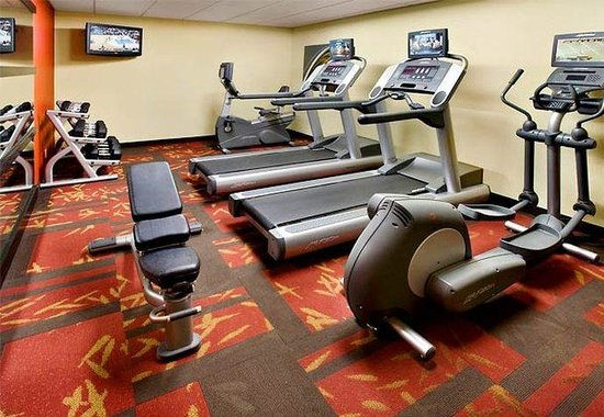 Coraopolis, Pensilvanya: Fitness Center