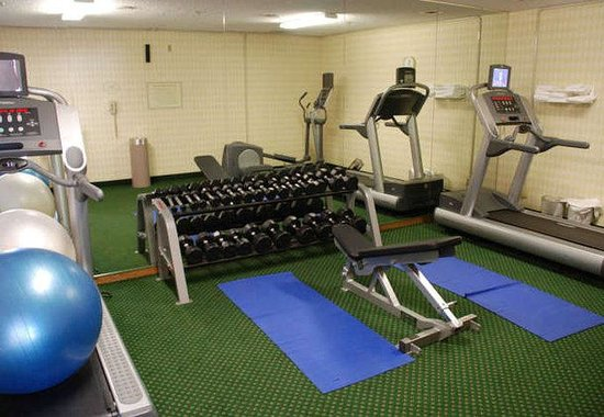 Camarillo, Californië: Fitness Center