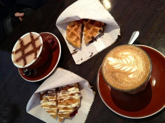 Best Waffles in the World!! - Picture of Waffee Waffles & Coffee ...