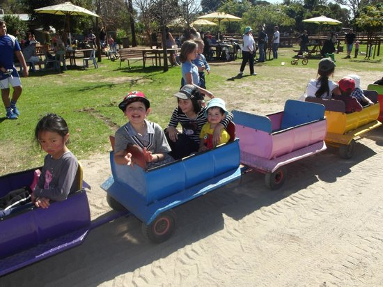 Henley Brook, Australia: Mini Train Ride