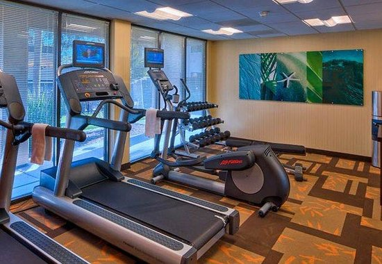 Courtyard San Diego Carlsbad: Fitness Center