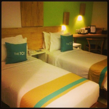 The 101 Legian: Beds
