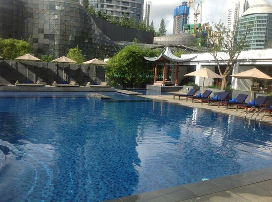 Marriott Hotel Singapore: pool