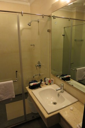 Perch Service Apartments: Bathroom