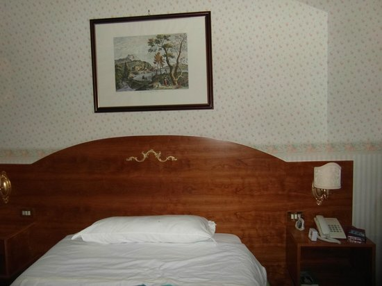 Hotel Villa Romeo: chambre