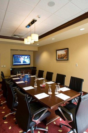 Doubletree Hotel Biltmore / Asheville: Meeting Room