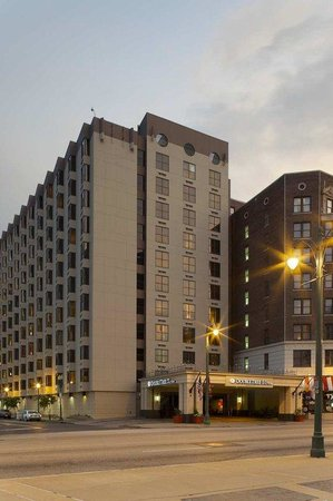 DoubleTree by Hilton Memphis Downtown : Welcome to DoubleTree Hotel Memphis Downtown