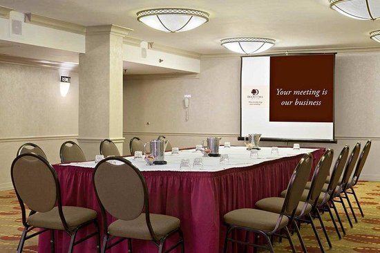 DoubleTree by Hilton Memphis Downtown : Meeting Room