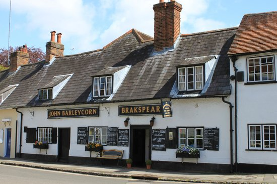 Photo of John Barleycorn Inn Goring-on Thames