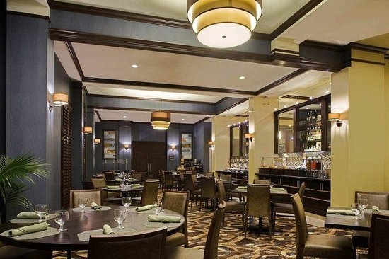 Doubletree by Hilton Atlanta Roswell: Dogwood Cafe