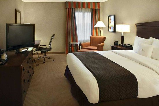 Doubletree by Hilton Atlanta Roswell: King Room