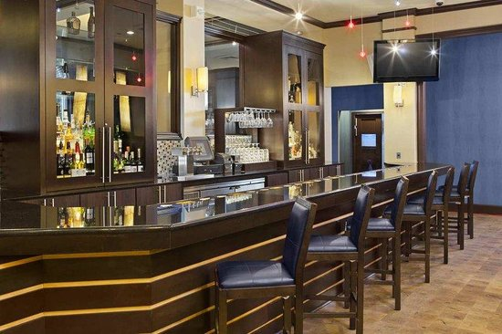 Doubletree by Hilton Atlanta Roswell: Zest Lounge