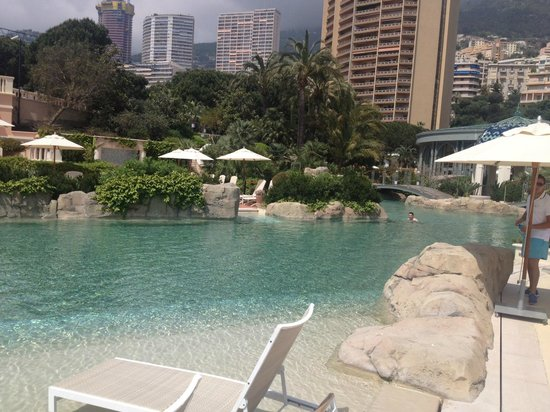 Monte-Carlo Bay Hotel & Resort : Pool