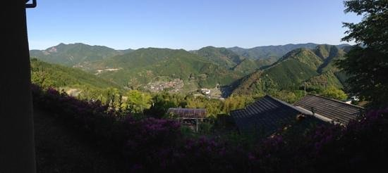 Tanabe, Giappone: View from room