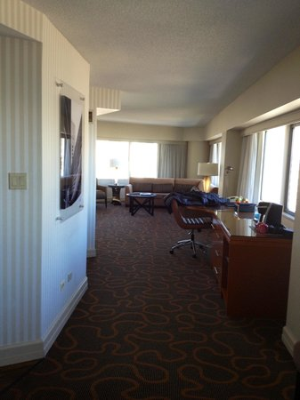 Swissotel Chicago: Suite