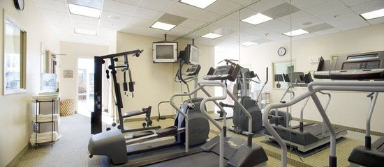 Hilton Garden Inn Savannah Historic District: Fitness Center