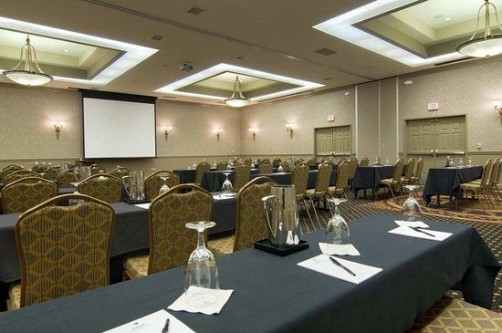 Hilton Columbia Center: Meeting Rooms