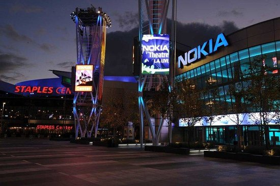 Hilton Los Angeles Airport: Nokia Theatre