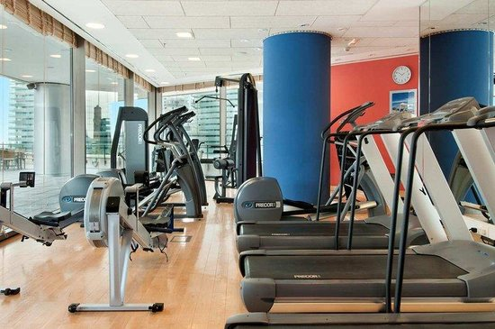 ‪‪Hilton Diagonal Mar Barcelona‬: Fitness Center‬