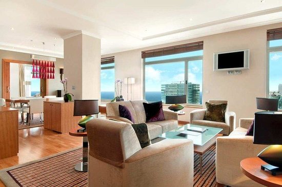 Hilton Diagonal Mar Barcelona: Presidential Suite