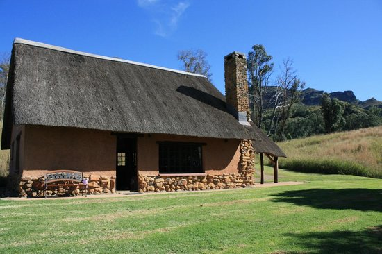 Bergville, South Africa: Cottage
