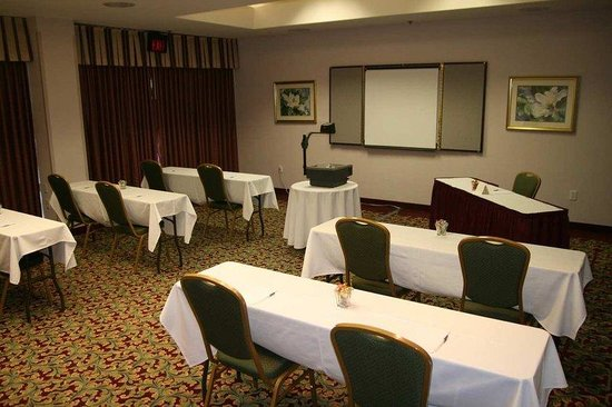 Hampton Inn Manassas: Meeting Room