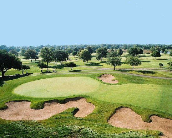 Hilton Chicago/Indian Lakes Resort: Blackhawk Trace Course