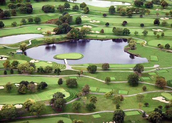 Hilton Chicago/Indian Lakes Resort: New Island Course