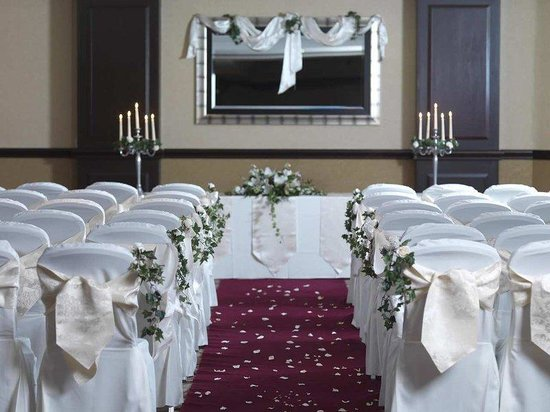 Hilton Edinburgh Grosvenor: Wedding Ceremony