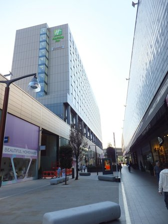 Staybridge Suites London-Stratford City: The hotel at Westfield
