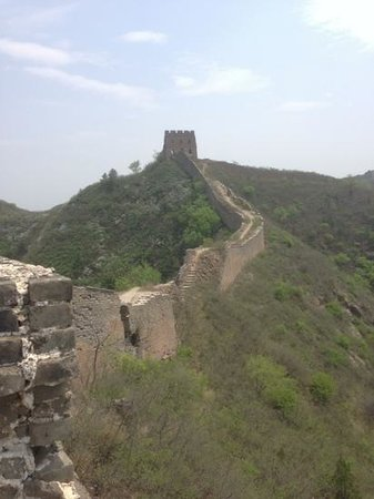 Great Wall Box House (Beijing): Great Wall