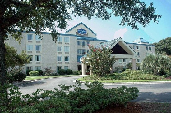 Hampton Inn Morehead City: Exterior