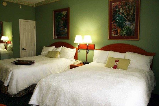 Hampton Inn Winter Haven: Double Queen Room