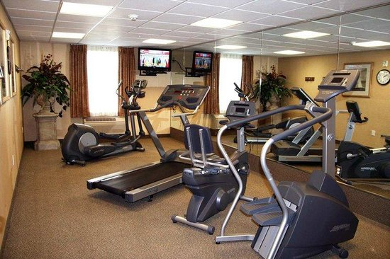 Hampton Inn Winter Haven: Fitness Center
