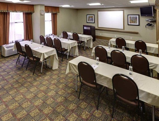 Hampton Inn Buffalo Airport: Meeting Room