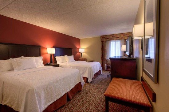 Hampton Inn Mobile I-10/Bellingrath Gardens: Two Queen Standard Room