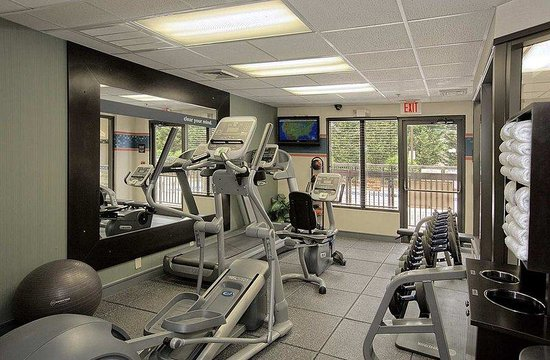 Hampton Inn & Suites Asheville Airport: Fitness Center