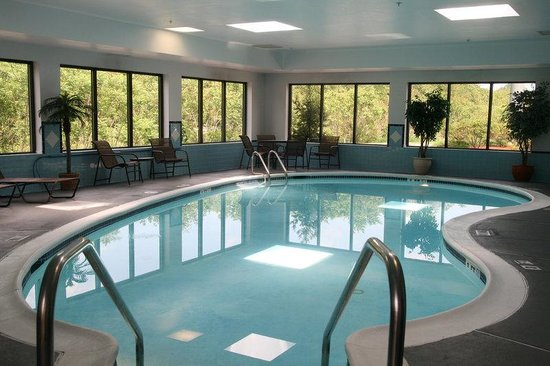 Hampton Inn Danville: Danville Indoor Pool