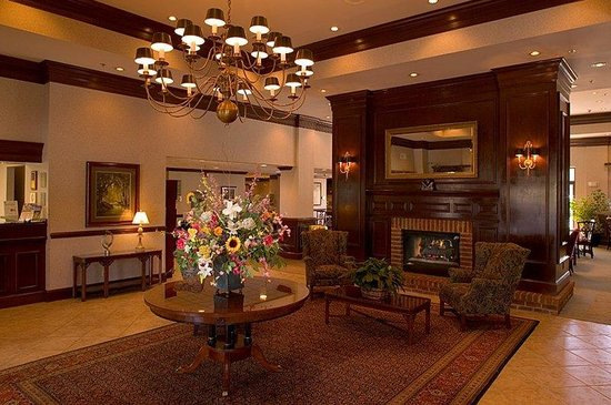 Hampton Inn & Suites Asheville Airport: Lobby