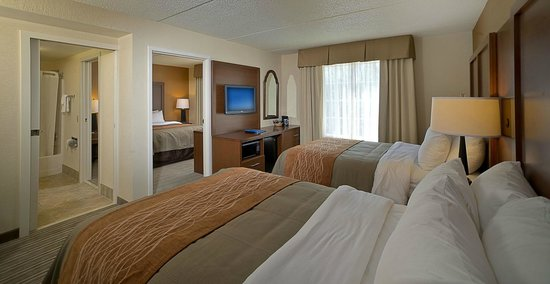 Comfort Inn at the Park: Guest Suite