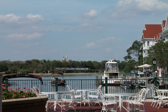 Disney's Grand Floridian Resort and Spa: boats and watersports for rent at the hotel