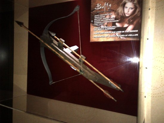 Planet Hollywood Resort &amp; Casino: Crossbow from &quot;Buffy the Vampire Slayer&quot;