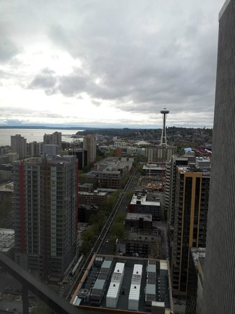 The Westin Seattle: Room view