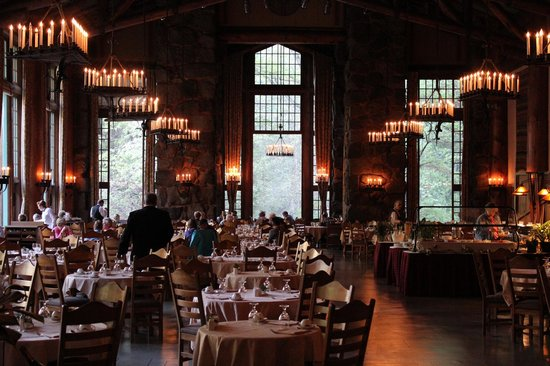 The Ahwahnee: Restaurant