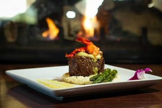Fairhaven, MA: Stuffed Filet Mignon with Lobster