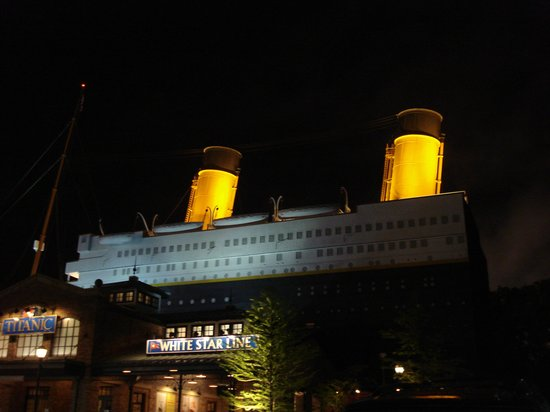 Titanic Museum Attraction: Titanic