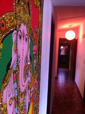 Hostel 41 Below: Ganesha