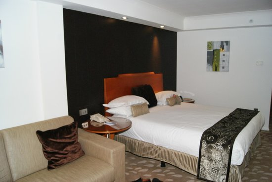 Park Plaza Victoria London: Cama King Size