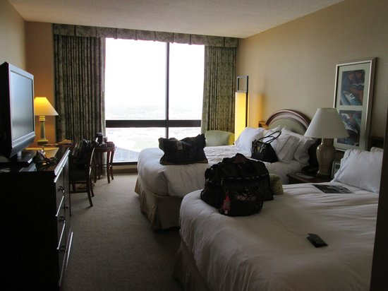 Renaissance Nashville Hotel: standard room